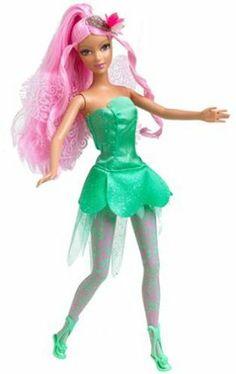 Barbie Fairytopia Dahlia by Mattel. $19.99