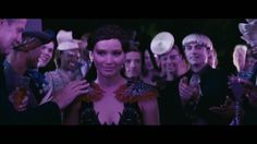 Catching Fire with creepy Capitol dude trying to pull a Finnick on her :'(