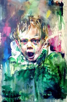 Like This   Tyler Kennedy Stent   2018 Local Artists, New Zealand, Watercolour, Teaching, Face, Room, Painting, Fictional Characters, Style