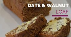 Recipe Date and Walnut Loaf by MissThermomix, learn to make this recipe easily in your kitchen machine and discover other Thermomix recipes in Baking - sweet.