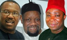 THESE are really not good times for the All Progressives Grand Alliance, APGA.