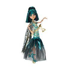 Mattel - Muñeca Monster High Ghouls Rule Cleo De Nile