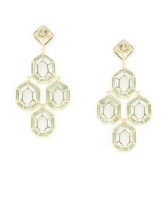 Lorraine Chandelier Earrings by Kendra Scott Jewelry at Gilt