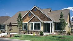 Charming Country Craftsman House Plan - 6930AM | Architectural Designs - House Plans