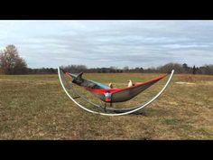 BooneDox collapsible hammock stand