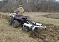 Kunz Engineering's Till-Ease Model 543 | When caring for a small farm, you don't necessarily need large tractors or implements; smaller no-till and traditional tillage implements could be the best bet for your property.