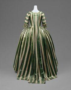 Robe à la Française  1778-1785