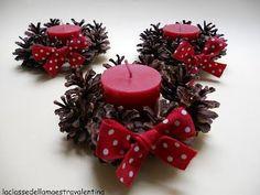 TRONCS, POMMES DE PIN, BOUGIES...VOICI 20 IDÉES DÉCO POUR L'HIVER! idées déco pour l'hiver...Voici un peu d'inspiration pour décorer votre maison cet hiver! Compositions avec des pommes de pin, des troncs, des bougies... Laissez-nous vous inspirer...