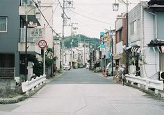 Japanese streets always give me a peaceful and happy feeling ..