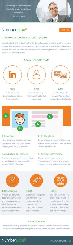 Linkedin - Networking Tips