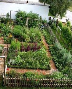 Edible Garden Ideas on Backyards_48