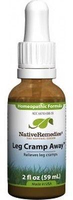Leg Cramp Away 2 fl oz Native Remedies