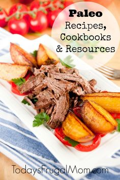 Paleo Recipes, Cookbooks & Resources :: Today's Frugal Mom