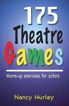 The games and exercises in this book are designed to be used as warm-ups at the beginning of a theatre class period. They have been used successfully with middle grade students and they can easily be
