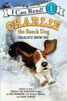 Charlie the Ranch Dog: Charlie's Snow Day - New in our Children's Library!