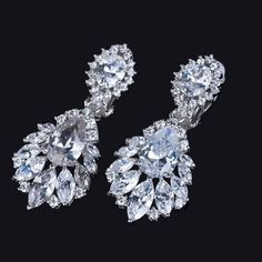 Looking for a gift? Start here 👉  Luxury Cubic Zirconia Clip On Earring  http://trinketsy.tk/products/luxury-cubic-zirconia-clip-on-earring?utm_campaign=crowdfire&utm_content=crowdfire&utm_medium=social&utm_source=pinterest