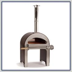 Italy's # 1 Mobile Pizza oven now on sale here in the USA