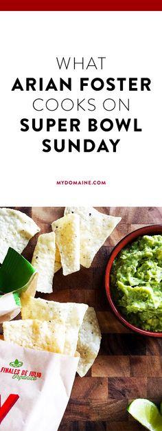 Healthy Super Bowl Sunday recipes