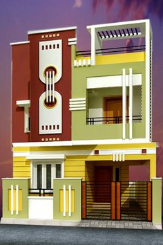 Best 12 Chinese home design – SkillOfKing. House Front Wall Design, House Arch Design, Single Floor House Design, House Outside Design, 2 Storey House Design, Village House Design, Home Building Design, Bungalow House Design, Modern House Design