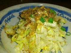 作ってみました(^o^)/ 美味しかったです♪ - 75件のもぐもぐ - おかなさんの料理  お箸が止まらない♪ 白菜のサラダ by mikio64