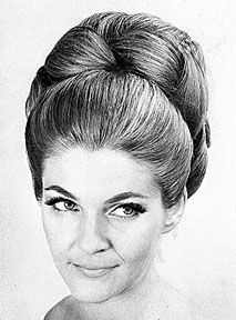 evolution of a hairstyle, the 70's. Wore this and did this on other clients. This was the style!