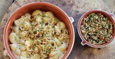 Macaroni and Cheese Carbonara