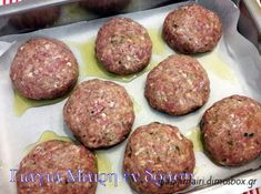 Lunch Recipes, Meat Recipes, Cooking Recipes, Food Platters, Greek Recipes, Food To Make, Easy Meals, Food And Drink, Dishes