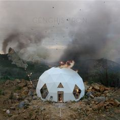 Genghis Tron - Dead Mountain Mouth (2006) / Cybergrind - United States