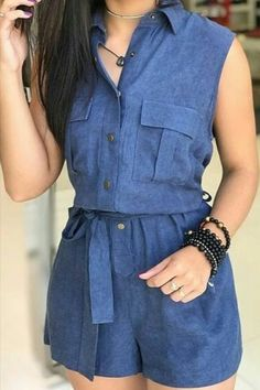 Shop sexy club dresses, jeans, shoes, bodysuits, skirts and more. Cute Casual Outfits, Chic Outfits, Summer Outfits, Casual Looks, Fashion Dresses, Rompers, Shirt Dress, Womens Fashion, Clothes