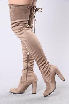 0b4f45ee6b3 My Way Or No Way Boot - Khaki. fashionnova.com