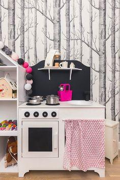Ideas para decorar una habitación infantil con look nórdico