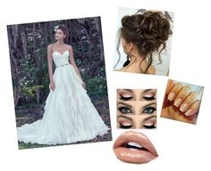 """Wedding"" by serenamaie on Polyvore featuring Maggie Sottero"