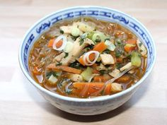 Clean Recipes, Healthy Recipes, Sweet And Salty, Wok, Soups And Stews, Thai Red Curry, Main Dishes, Food And Drink, Appetizers