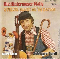 Die Hintermoser Wally und der Hintermoser Benny  zum download vom Schwarz Ferdl Baseball Cards, The Last Song, Musik, Black
