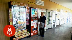 In Japan, vending machines generally sell beverages and simple, readymade provisions. But fresh curry over rice? You bet. Along a lonely stretch of highway i...