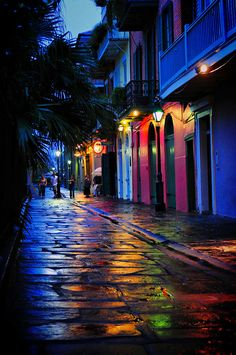 Pirates Alley, New Orleans...