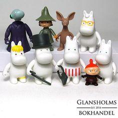 Muminprodukt: Mumindalen leksaksfigurer set 2015