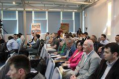 La evenimentul de lansare a noului Program de Certificare Magister 2013-2014. #retail www.magister.ro