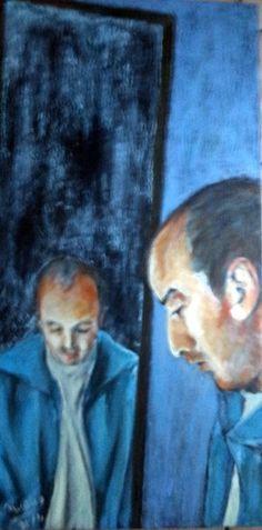 Artwork >> Nadine Nicaise >> Reflection