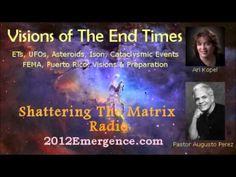 Visions of The End Times - Augusto Perez.  Video lasts 1:58:57. (3/21/2014)  Christian  (CTS)  to see
