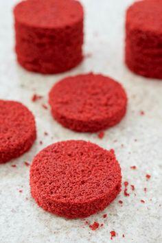Mini Tortillas, Cupcakes, Cake Cookies, Bolo Red Velvet Receita, Red Valvet, Mini Cakes, How To Make Cake, Nutella, Deserts