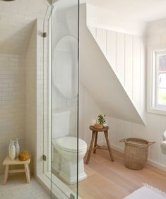 Home Remodel Additions Jenni Kayne& Lake House Big Living Rooms, Living Room Windows, Inspiration Design, Bathroom Inspiration, Design Apartment, Loft, Guest Bathrooms, Cool Ideas, Decorating Small Spaces