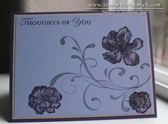 Everything Eleanor CAS by amyk3868 - Cards and Paper Crafts at Splitcoaststampers