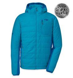 Men's Halogen Hoody™ | Outdoor Research: A lightweight insulated jacket that climbs as well as it belays.