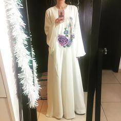 Abaya by OC fashion design . EID collection . Special cut .