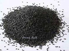 Raw Black Sesame Seeds- Hulled, 5 lb -- Check out the image by visiting the link.