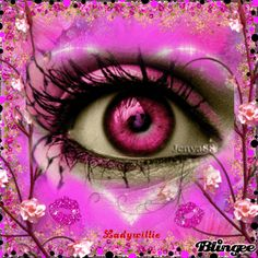 Talk About Having Pink Eye!!!