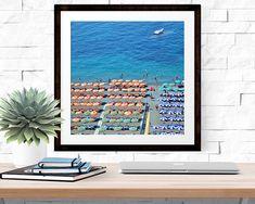 Life's A Beach -- Amalfi Coast, Italy -- Travel Photography -- Home Decor by HistoryinHighHeels on Etsy https://www.etsy.com/listing/239510661/lifes-a-beach-amalfi-coast-italy-travel