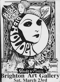 BIBA flyer by Chris Price
