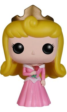Amazon.com: FunKo POP Disney Sleeping Beauty - Aurora Toy Figure: Toys & Games